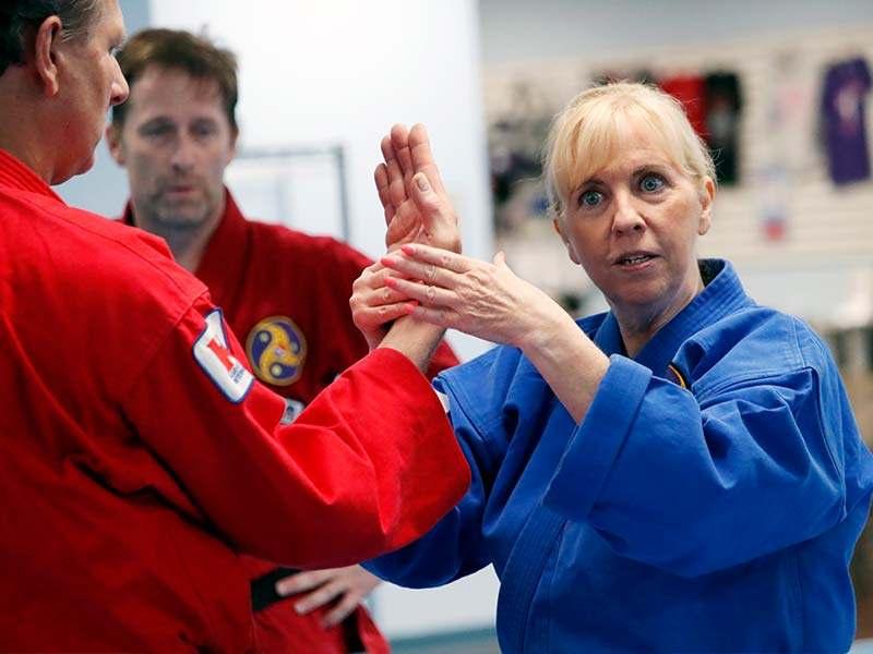adult martial arts classes in apex