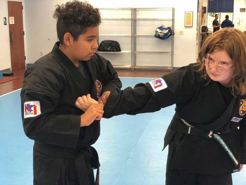 teen martial arts classes in apex