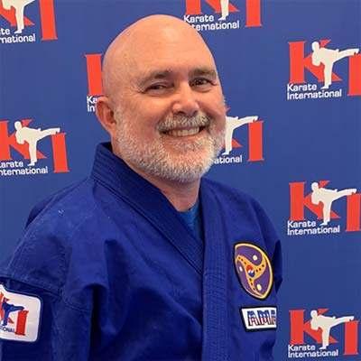 Mr Wade Houston, Karate International Of Apex/Cary NC