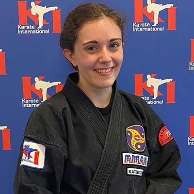 Ms Emma Lassiter, Karate International Of Apex/Cary NC